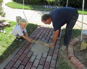 Bricks -- sample installation