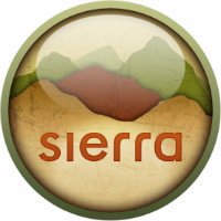 Sierra Icon